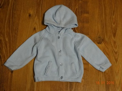M&S sweterek 6-9m