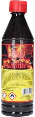 FLAMBIT распалка для гриля в жидкости 2x500 мл