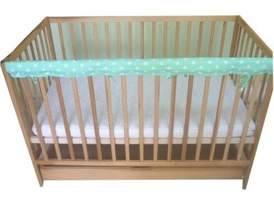 Защитная пленка, защитная Оболочка на перила кроватки