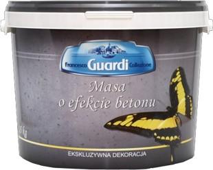 Omietky efekt betónového 15 kg Guardi