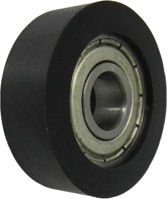 TENSIONER kotúč fi 35 mm UPÍNANIE POPRUH, šírka 8 mm