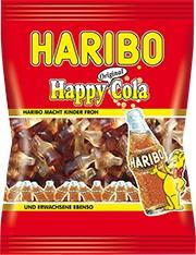 HARIBO МИШКИ гамми HAPPY-Кола 100?