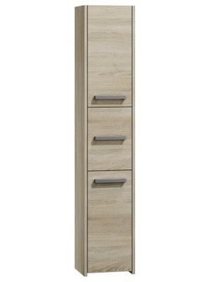 шкаф для ВАННЫ книжный ШКАФ полка S33 сонома TOP