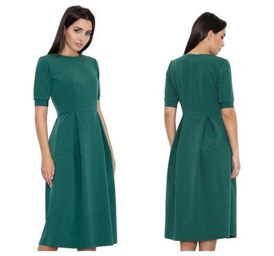 e162b18ed9 Fasony sukienek podkreślające figurę klepsydry - Allegro.pl