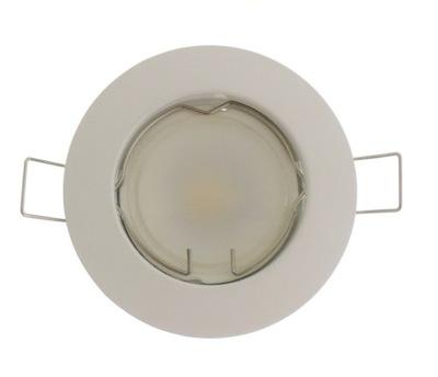 LAMPY STRECHY BIELE LED 1W GU10 LIATIE