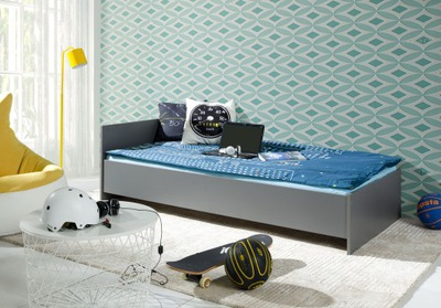 Mládež s Ortopedické posteľ 90x180 Full
