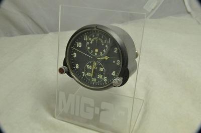 PLEXI stojak do zegara lotniczego MIG 29