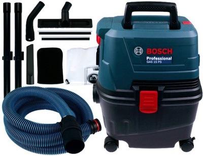 ПЫЛЕСОС ПРОМЫШЛЕННЫЙ GAS 15 PS Bosch
