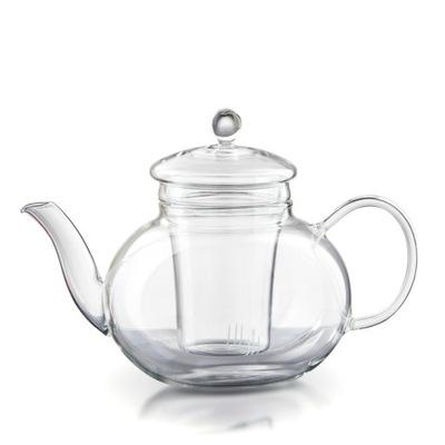 Kanvica na kávu - Zaparzacz,dzbanek do herbaty z filtrem, 1l MELODY