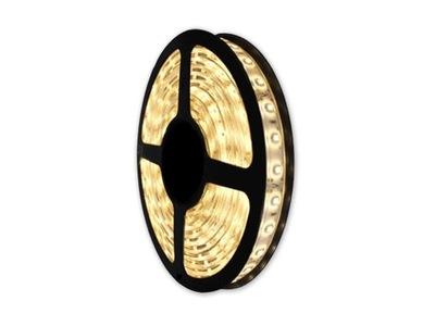 лента 300 LED SMD водонепроницаемый 5м 24W ТЕПЛА