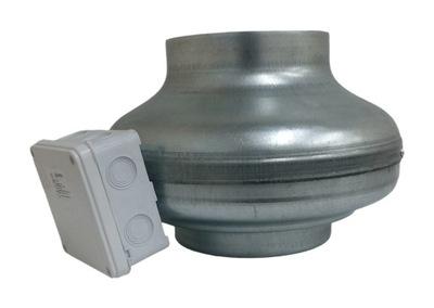 Ventilátor - Radiálny radiálny ventilátor WK 150 Dospel