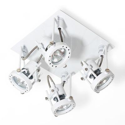 Stropné svietidlo stropné svietidlo LED Spot GU10, POSCHODIE 4