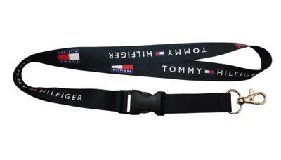 Поводок Tommy Hilfiger черная ш 20мм дл. 52см