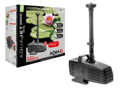 Pompa Fontannowa Do Oczka fontanna Aquael PFN 3500