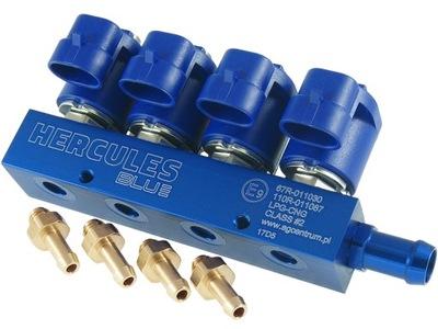 HERCULES BLUE BRIDA BCAP GAS 2OHM 4 CYL