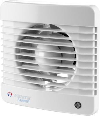 Ventilátor - FAN VENTY SILENTA 150 MTHL HIGROTIMER QUIET