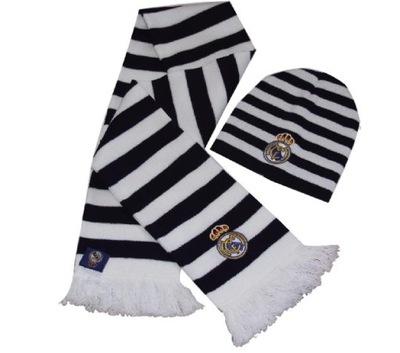 85b4f94714bef8 Komplet czapka i szalik dla dziewczynki - Odzież dziecięca - Allegro.pl