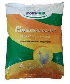 POLFAMIX DG 1 -2 витамины для кур-несушек 5 КГ