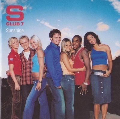 S Club 7 Sunshine NOWA