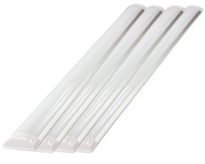 4x Светильник настенный LED 36W 120см панель люминесцентная лампа
