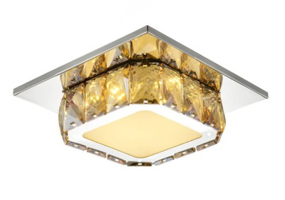 stropné svetlo STROPNÉ svietidlo Nástenné svietidlo crystal LED20cm 12W