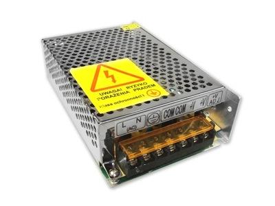 Блок питания модульная 12V 100W 8 ,3 лента LED CCTV RTV