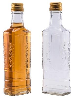 5X бутылка МОСКВА 250 МЛ НАСТОЙКИ СОК +КРЫШКА