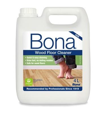 4l BONA čistenie podláh drewnianychPROMOCJA
