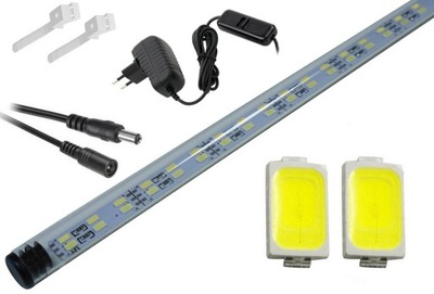 LED žiarivka do akvária 5630 50cm SLIM I