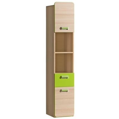 мебель LORENTO L3 узкий шкаф столбик ящиком 3kolo