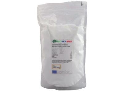 Пищевая СОДА Чистый Бикарбонат Натрия 1 кг