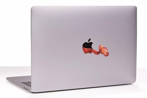 Naklejka na MacBooka Apple MacBook Maka Ogryzek