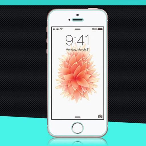 Szkło hartowane NILLKIN 9H | Apple iPhone 5 5S SE