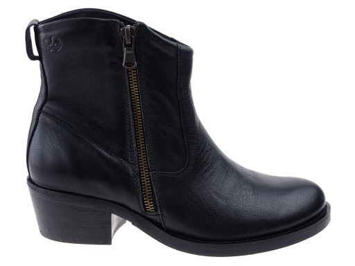 dfa26306747e5 14% Lemar buty botki 0149 czarne skóra 37 6616584712 - Allegro.pl