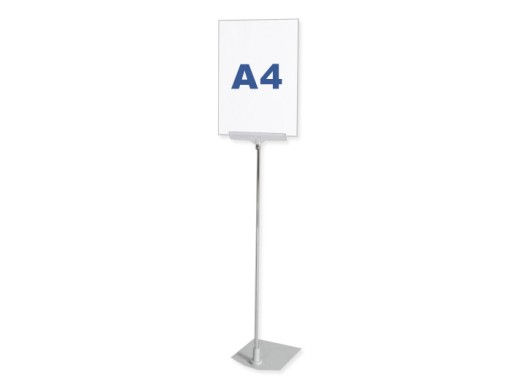 Nowy Stojak Informacyjny A4 Z Regulacją Wysokości 6729095011