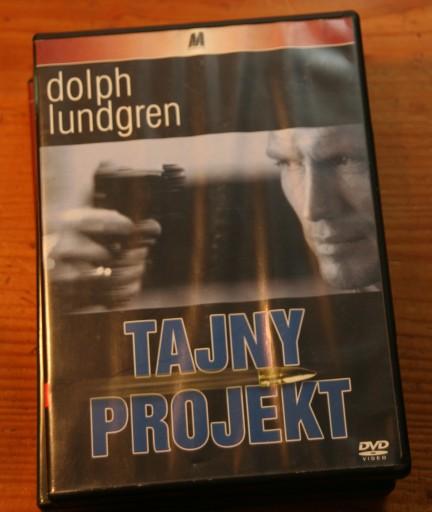 TAJNY PROJEKT       DVD