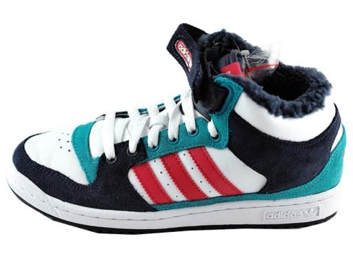 Damskie adidas Decade Mid G64145 juz w sprzedaży sklep