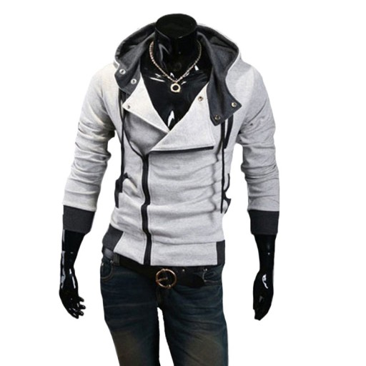 Bluza Dresowa Kaptur ASSASSIN CREED Męska XL
