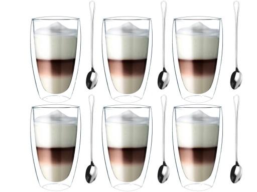 Szklanki Termiczne Kawa Herbata Na Prezent 6 Szt 7282408639