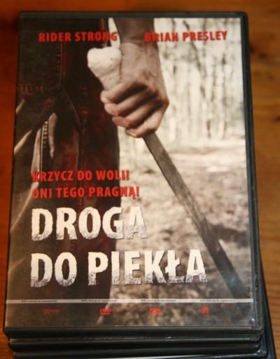 DROGA DO PIEKŁA     DVD
