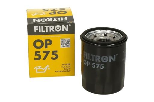 FILTR OLEJU FILTRON PEUGEOT 4007 (GP_)