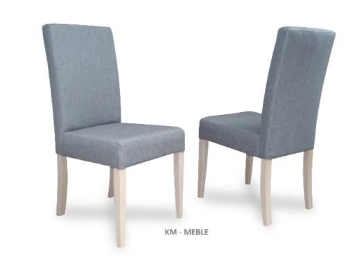 Krzesła Krzesło Tapicerowane K 2 Waskie Producent