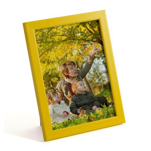 Ramka na zdjęcia 28x35 Ramki Żółty
