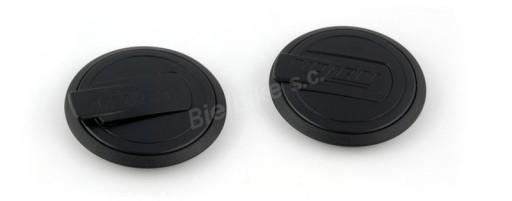 Pokrywa mechanizmu szyby zaślepki NOLAN N40 czarne
