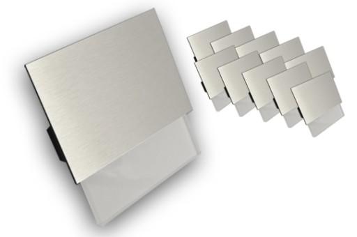 Oprawa Schodowa Oświetlenie Schodowe Led 230v Fi60 6710973876