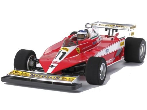 Zdalnie sterowany Ferrari 312T3 F104W Tamiya 47374 7630681056 - Allegro.pl