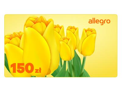 Karta Podarunkowa Kwiaty - 150 zł