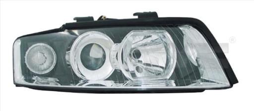 REFLEKTOR LAMPA TYC AUDI A4 (8E5, B6)