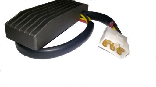 REGULATOR NAPIĘCIA SUZUKI DR650 92-95 VS600 INTRUD