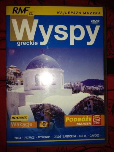 PODRÓŻE MARZEŃ - WYSPY GRECKIE - NOWY